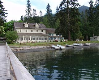 Lake Crescent Lodge Olympic National Park, Washington