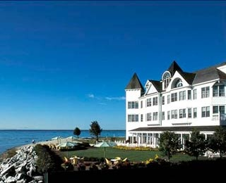 Hotel Iroquois Mackinac Island, Michigan