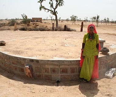 Water-resource development, Rajasthan, IndiaFoundation for Sustainable Development