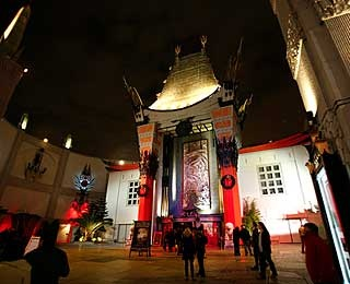 Grauman's Chinese Theatre Los Angeles, California