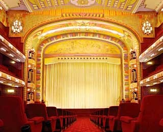 Tuschinski Theater Amsterdam, The Netherlands