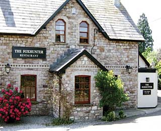 The Foxhunter Nantyderry, Wales