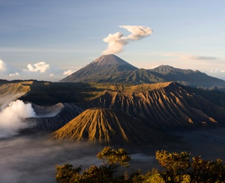 Mt. Bromo, East Java, Indonesia