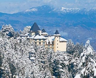 Wildflower Hall Shimla in the Himalayas