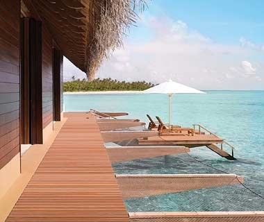 The Grand Water Villa at One&Only Reethi Rah, Maldives