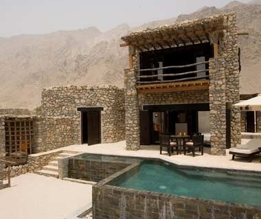 Private Retreat at Six Senses Hideaway Zighy Bay, Sultanate of Oman