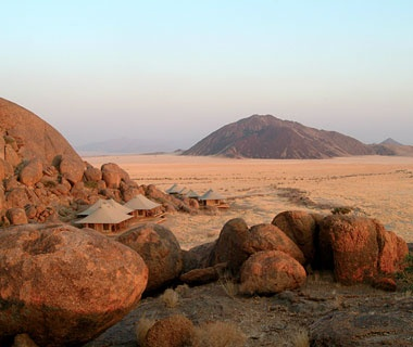 Boulders Safari Camp, Namibrand Nature Reserve