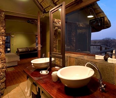 Ongava Lodge, Ongava Game Reserve