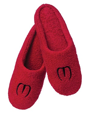 Terry Cloth Slippers
