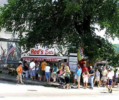 Red's Eats, Wiscasset