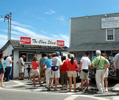 The Clam Shack, Kennebunkport