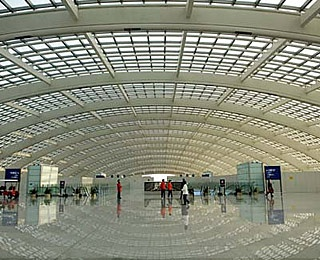 Best TransportationBeijing Capital International Airport, Terminal 3