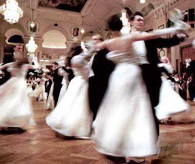 Lisa Rinna: Waltz in Vienna