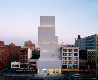 The New Museum of Contemporary Art, New York City