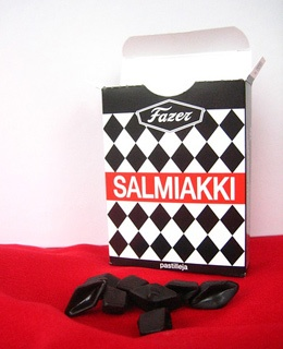 Finland: Salt Licorice