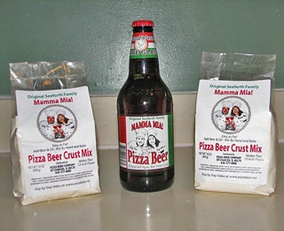 Pizza BeerIllinois, U.S.A.
