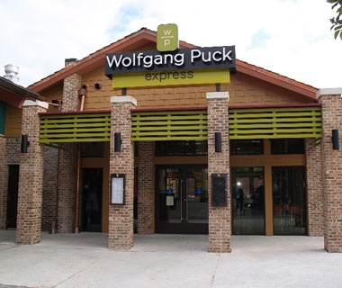 Wolfgang Puck Express, several U.S. outlets