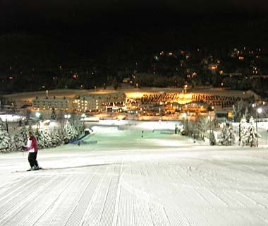 Ski Under the Stars, Quebec
