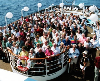 SpyCruise 2009, Black Sea