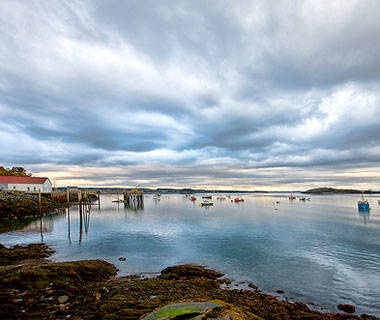 Beach Town: Lubec, Maine