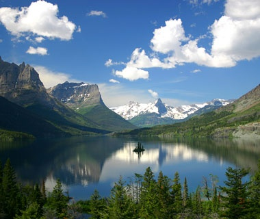 National Park: Glacier, Montana