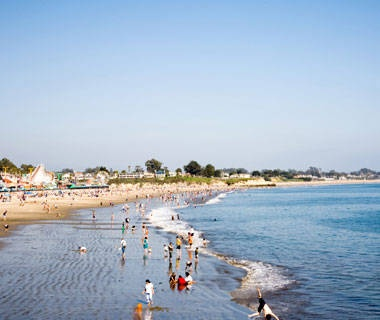 Beach Town: Santa Cruz, California