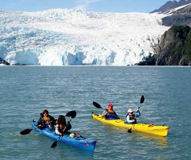 National Park: Kenai Fjords, Alaska
