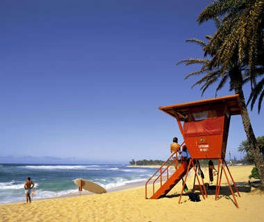 Beach Town: Sunset Beach, Hawaii