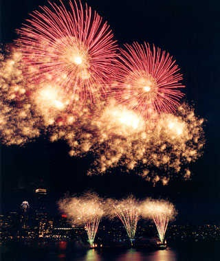 Boston: Boston Pops Fireworks Spectacular