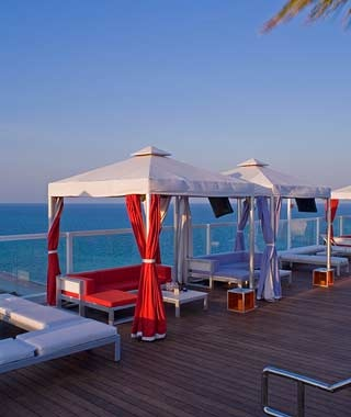 Miami: Plunge at the Gansevoort