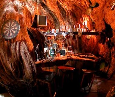 Baobab Tree Bar & Wine Cellar, South Africa