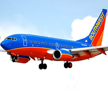 Best Airlines for Luggage Handling: #8 Southwest Airlines