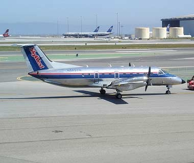 Worst Airlines for Luggage Handling: #5 SkyWest Airlines