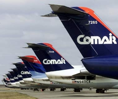 Worst Airlines for Luggage Handling: #1 Comair