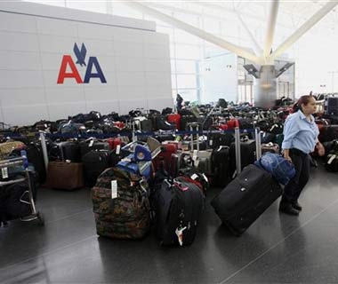 Worst Airlines for Luggage Handling: #8 American Airlines