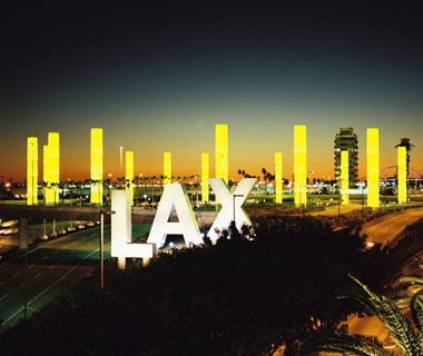 10 Best                           		Los Angeles (LAX) #5 (tie)