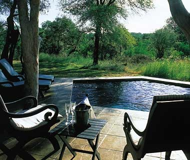 #3Sabi Sabi Private Game Reserve (Earth Lodge)                                   Sabi Sand Wildtuin, South Africa