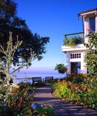 Sooke Harbour House, British Columbia