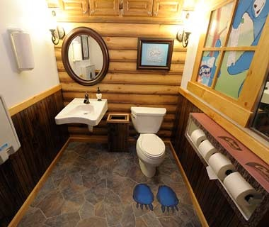 Charmin Restrooms, Times Square, New York City