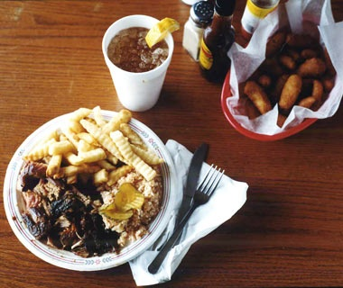Lexington, North Carolina: Lexington Barbecue