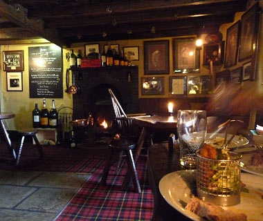 The Star Inn, Harome, North Yorkshire