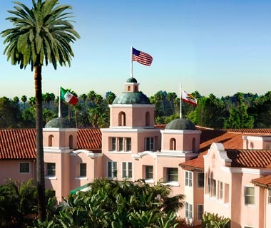 #42 Beverly Hills Hotel & Bungalows California
