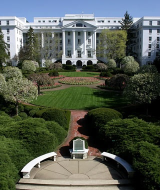#15 The Greenbrier White Sulphur Springs, West Virginia