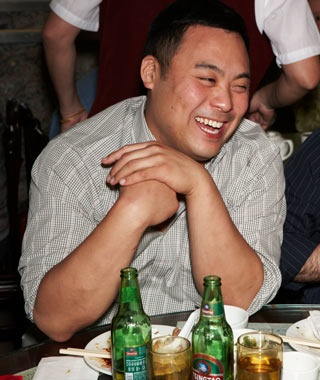 David Chang: Wo Hop, New York City