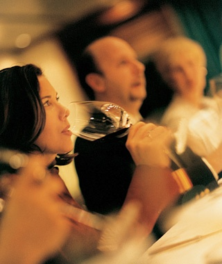 Silversea Cruises: Best Wine Restaurants
