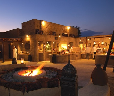 Al Hadheerah, Bab Al Shams Desert Resort and Spa,Dubai