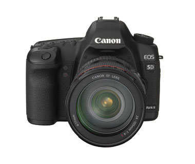 Semi-Pro + Professional Level Camera: Canon EOS 5D Mark II, $2,700