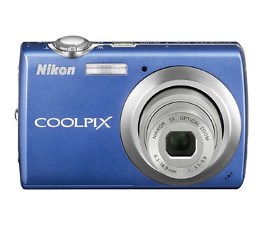 Digital Point + Shoot Camera: Nikon Coolpix S220, $150
