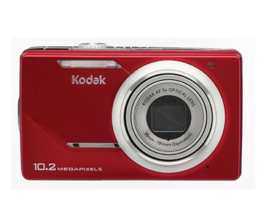 Digital Point + Shoot Camera: Kodak EasyShare M380, $180