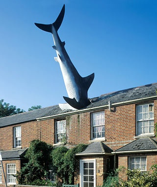 Headington Shark, Headington, Oxfordshire, England